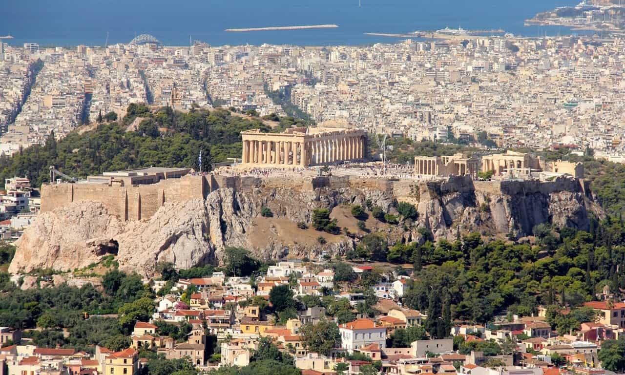 Tickets Kopen Voor de Akropolis en Andere Archeologische Sites in Athene